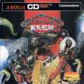 Skeleton Krew Amiga CD32 Front Cover