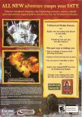 Fate: Undiscovered Realms Windows Back Cover