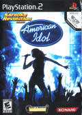 Karaoke Revolution Presents American Idol PlayStation 2 Front Cover