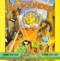 Re-Bounder Commodore 64 Front Cover