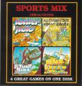 Sports Mix Commodore 64 Front Cover