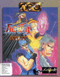 Fightin' Spirit Amiga CD32 Front Cover