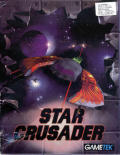 Star Crusader Amiga CD32 Front Cover
