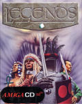 Legends Amiga CD32 Front Cover