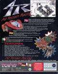 ATR: All Terrain Racing Amiga CD32 Back Cover