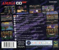 Shadow Fighter Amiga CD32 Back Cover