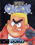 Kid Chaos Amiga CD32 Front Cover