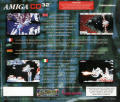Disposable Hero Amiga CD32 Other Jewel Case - Back