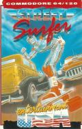 Street Surfer Commodore 64 Front Cover