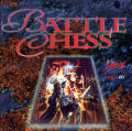 Battle Chess Amiga CD32 Front Cover