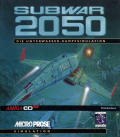 Subwar 2050 Amiga CD32 Front Cover