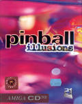 Pinball Illusions Amiga CD32 Front Cover