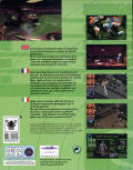 Syndicate Amiga CD32 Back Cover