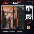 Beneath a Steel Sky Amiga CD32 Other Jewel Case - Front