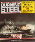 Great Naval Battles: North Atlantic 1939-43 - Super Ships of the Atlantic DOS Front Cover