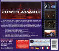 Alien Breed: Tower Assault Amiga CD32 Other Jewel Case - Back