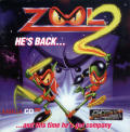 Zool 2 Amiga CD32 Other Jewel Case - Front