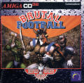 Brutal Sports Football Amiga CD32 Other Jewel Case - Front