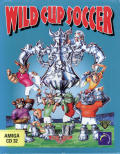 Wild Cup Soccer Amiga CD32 Front Cover