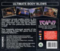 Ultimate Body Blows Amiga CD32 Back Cover