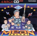 Mean Arenas Amiga CD32 Front Cover