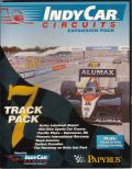 IndyCar Circuits Expansion Pack DOS Front Cover