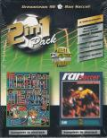 2in1 Pack: Dream Team 98 - ranSoccer Windows Front Cover