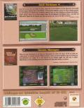 2in1 Pack: Jack Nicklaus 4 - Tennis Manager Windows Back Cover