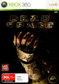 Dead Space Xbox 360 Front Cover