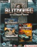 Blitzkrieg Exclusive Pack Windows Front Cover