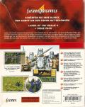 Lords of the Realm II + Siege Pack DOS Back Cover
