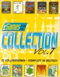 PC Games Collection Vol. 1 Windows Front Cover