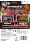 Trauma Center: New Blood Wii Back Cover