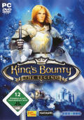 King's Bounty: The Legend (Special Edition) Windows Other Keep Case - Front