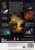Alone in the Dark: The New Nightmare PlayStation 2 Back Cover