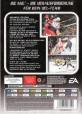 NHL 2004 Windows Back Cover