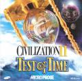 Civilization II: Test of Time Windows Front Cover