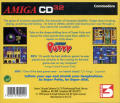 Putty Amiga CD32 Back Cover