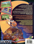 Sleepwalker Amiga CD32 Back Cover