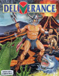 Deliverance: Stormlord II Amiga Front Cover