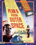 Plan 9 From Outer Space Amiga Front Cover