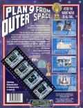 Plan 9 From Outer Space Amiga Back Cover