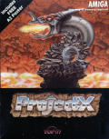 Project-X Amiga Front Cover
