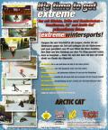 Extreme Wintersports Windows Back Cover