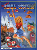 The Great Giana Sisters Amiga Front Cover