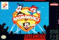 Animaniacs SNES Front Cover