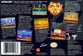 Animaniacs SNES Back Cover
