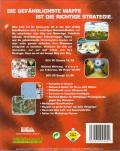 Command & Conquer: Red Alert Windows Back Cover