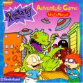 Rugrats Adventure Game Macintosh Front Cover