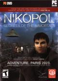 Nikopol: Secrets of the Immortals Windows Front Cover